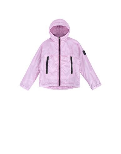 STONE ISLAND KIDS 40831 Jacket Man Pink Quartz USD 461