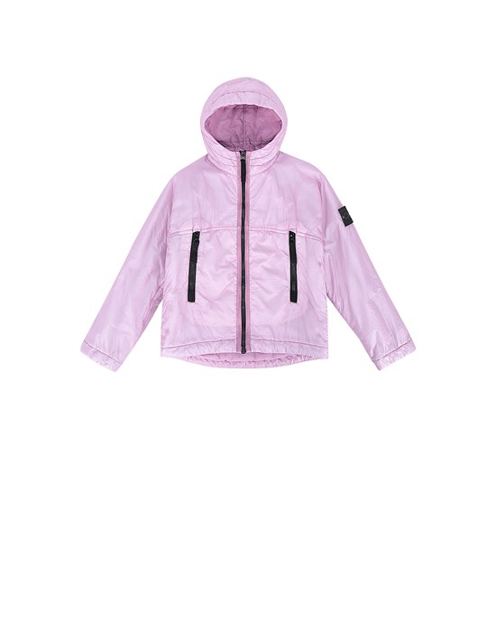 STONE ISLAND JUNIOR 40831 Blouson Homme Quartz rose