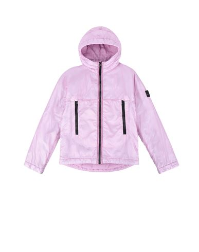 STONE ISLAND JUNIOR 40831 Jacket Man Pink Quartz USD 434