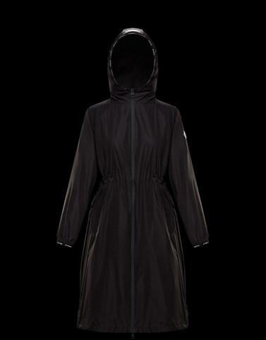 RASABEN Colore Nero Categoria Impermeabili Donna