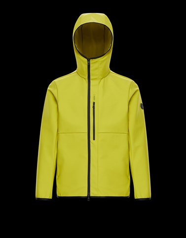 DARC Colore Verde acido Categoria Windbreaker Uomo