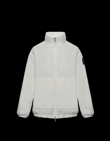 MENCHIB White Category Short outerwear Woman