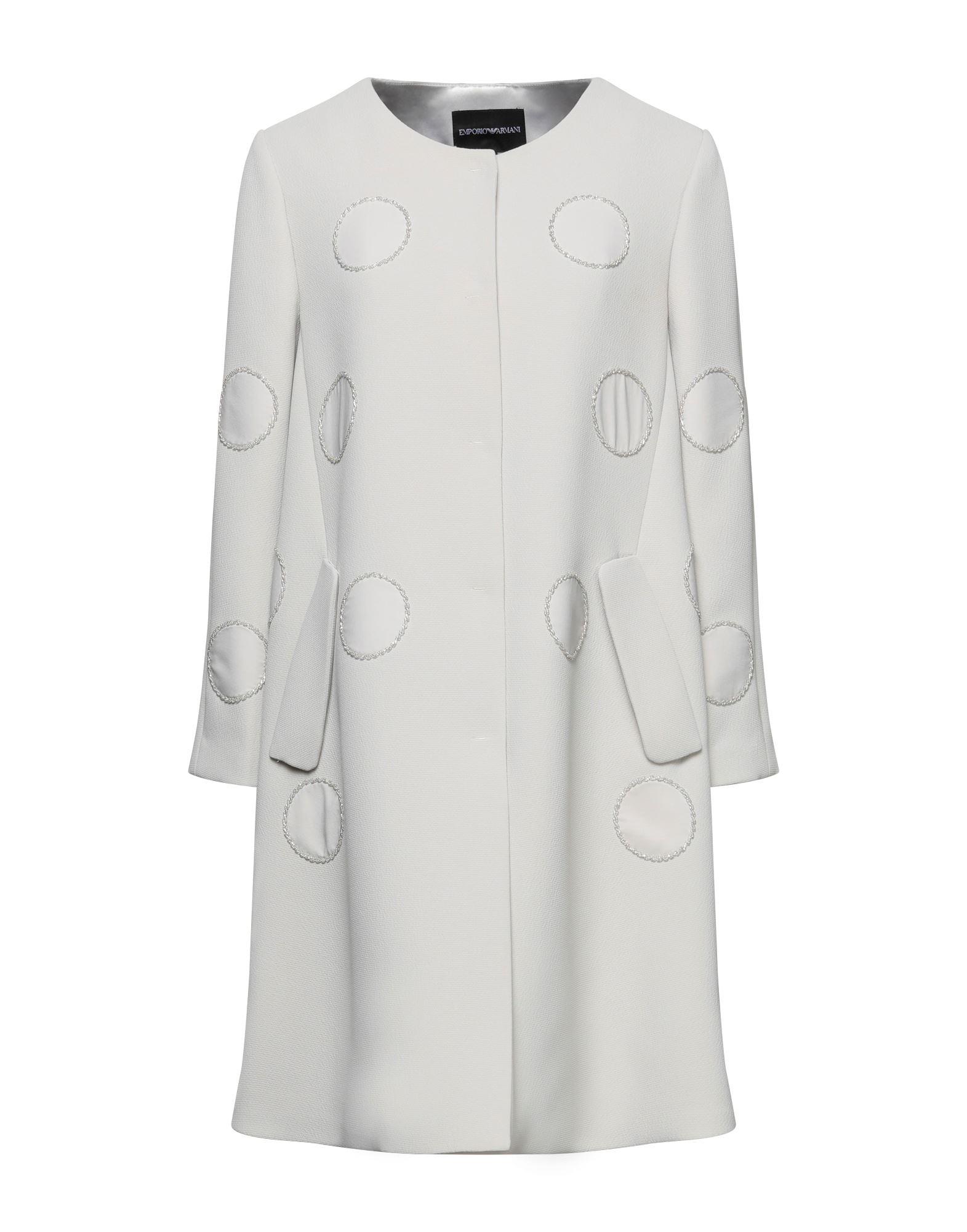 EMPORIO ARMANI Легкое пальто emporio armani пальто