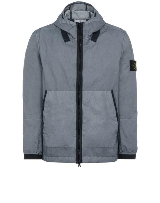STONE ISLAND 40523 MEMBRANA 3L TC Jacket Man Pastel Blue