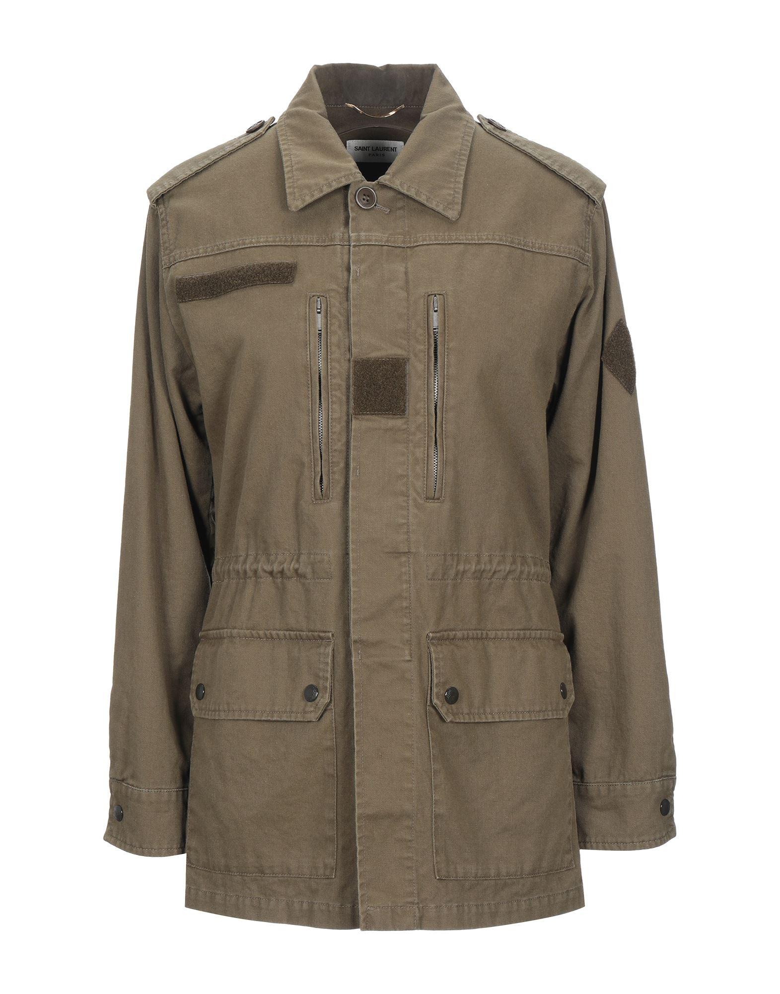 Фото - SAINT LAURENT Легкое пальто пальто saint james пальто