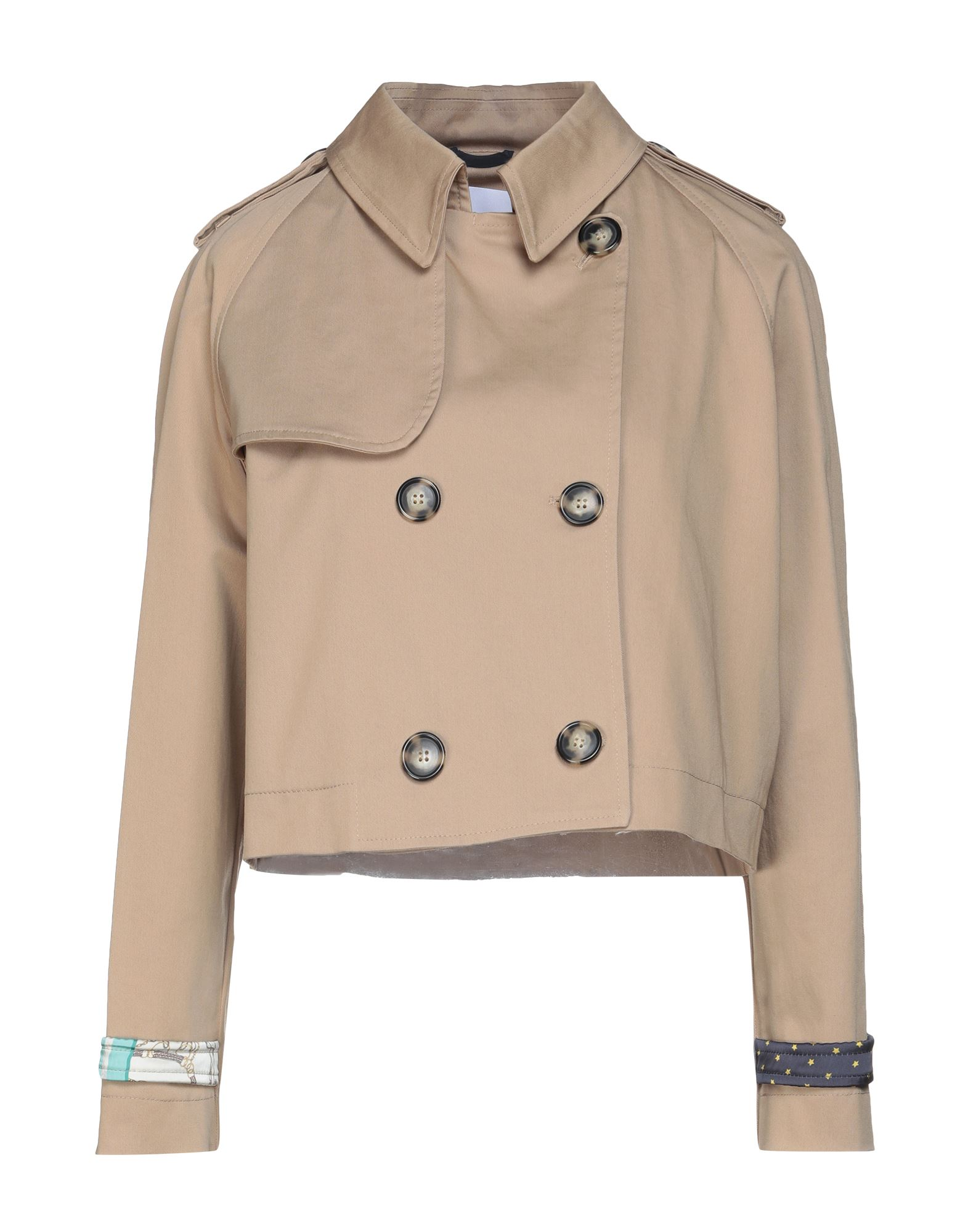 FRONT STREET 8 Легкое пальто