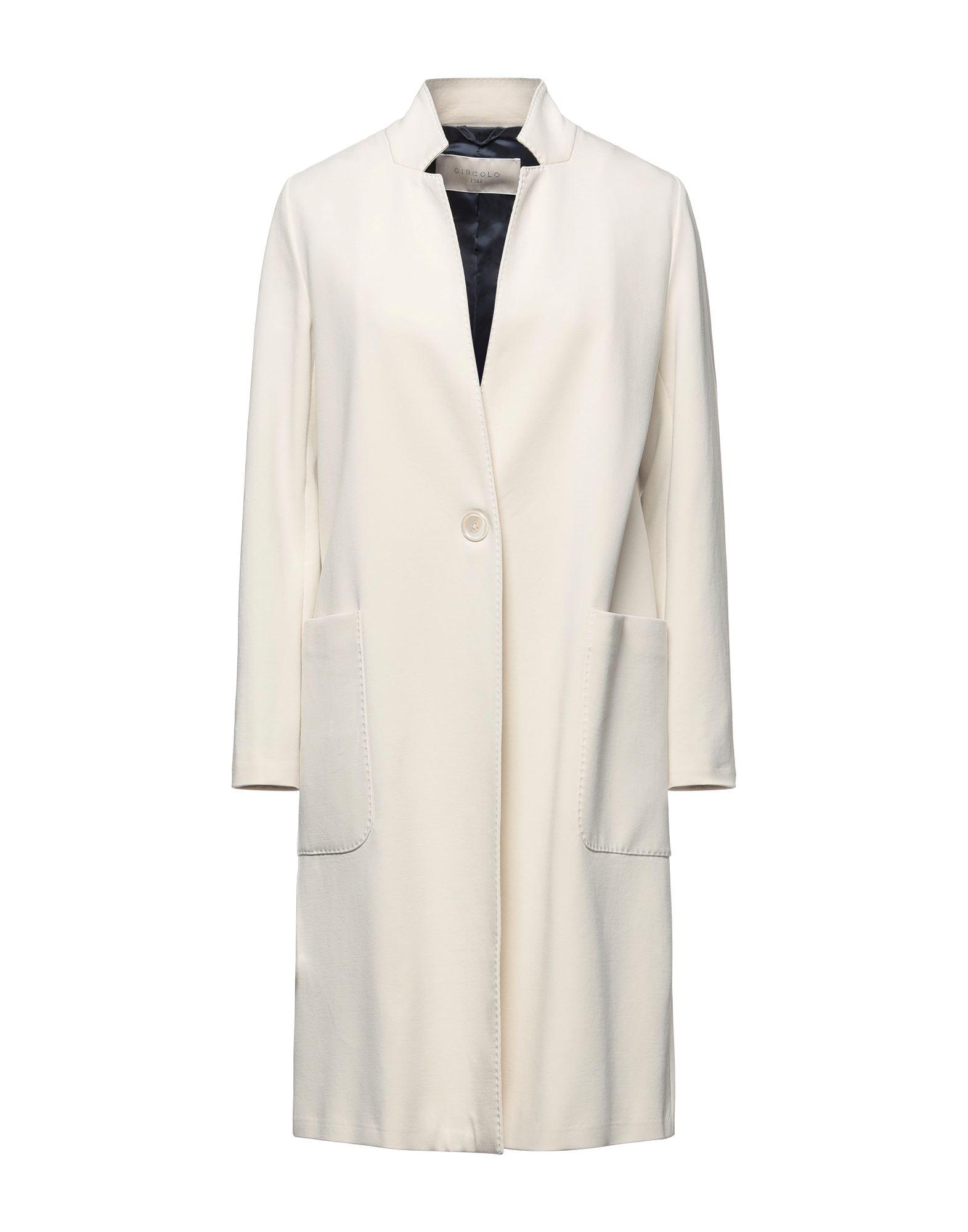 CIRCOLO 1901 Легкое пальто