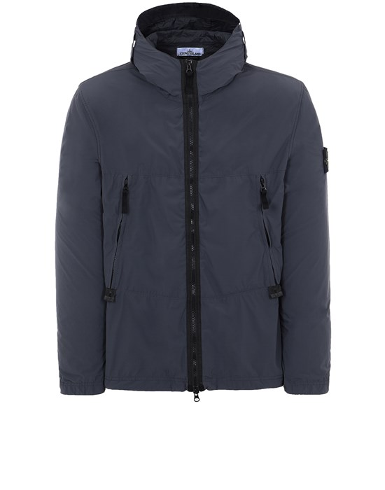 Sold out - STONE ISLAND 40131 SKIN TOUCH NYLON-TC Jacket Man Steel Grey