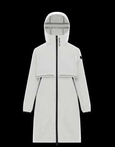 SHAMALIYY 白色 风衣与大衣 女士