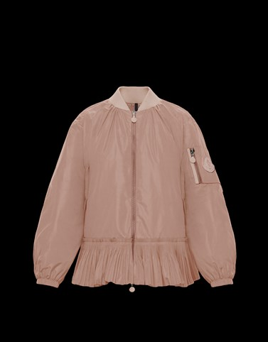 MIRAC 粉红色 查看全部外套 女士
