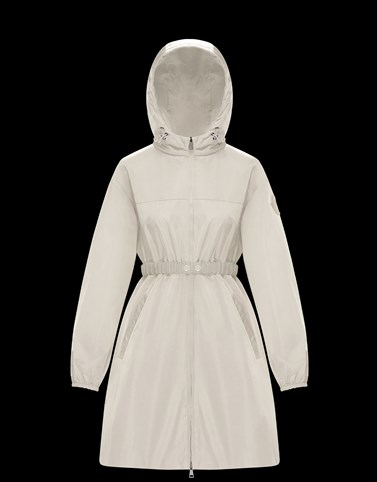 ALFIRK Ivory Category Raincoats Woman