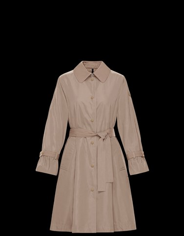 NAVIGATORIA Beige Category Raincoats Woman