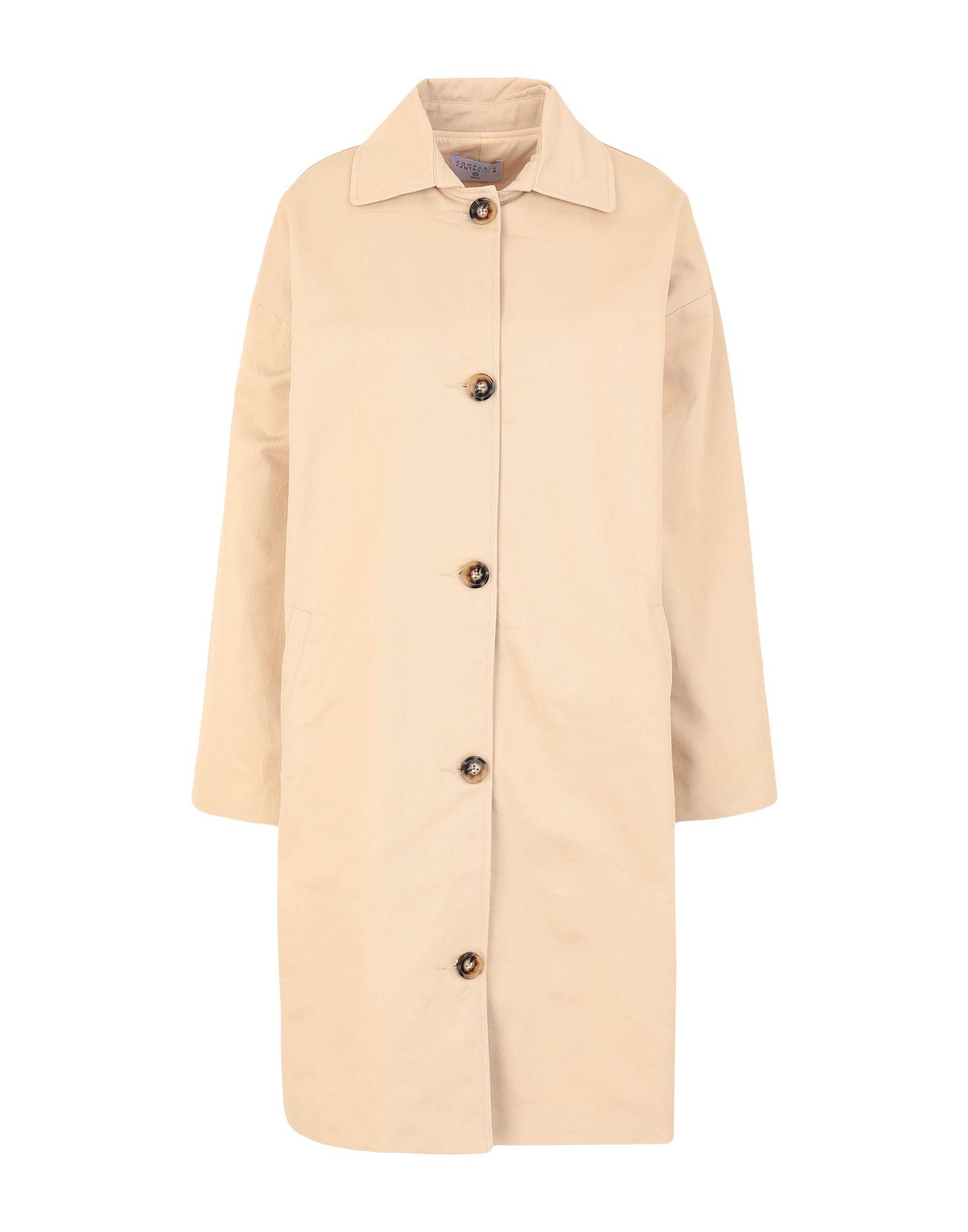 COMPAÑIA FANTASTICA Легкое пальто