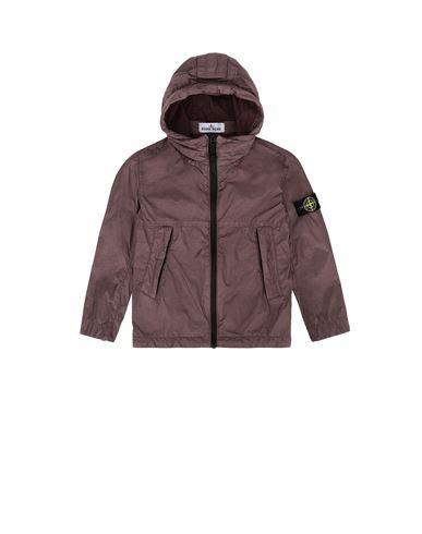 STONE ISLAND BABY 40233 CRINKLE REPS NYLON Jacket Man Dark Burgundy USD 417