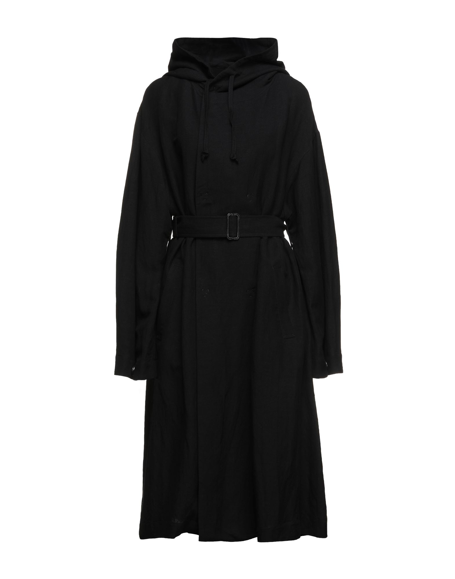 YOHJI YAMAMOTO Легкое пальто