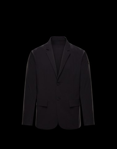 CHOUX Black Jackets Man