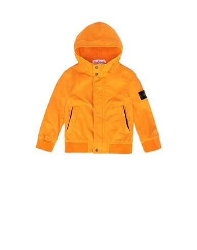 STONE ISLAND BABY 40530 Jacket Man Orange EUR 254