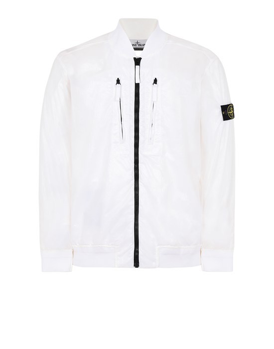 STONE ISLAND 43134 LUCIDO-TC_PACKABLE  PACKABLE JACKET Man White