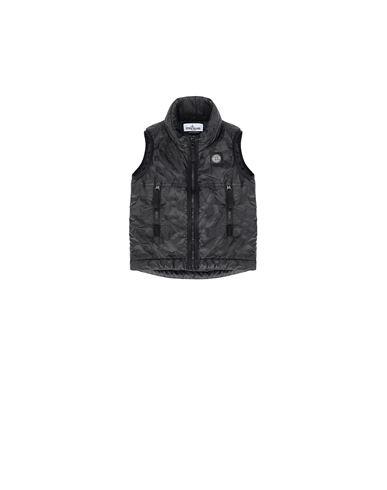 STONE ISLAND BABY G0131 Vest Man Black USD 307