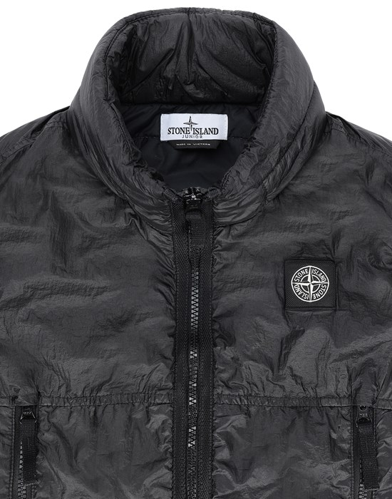 16019775cj - COATS & JACKETS STONE ISLAND JUNIOR
