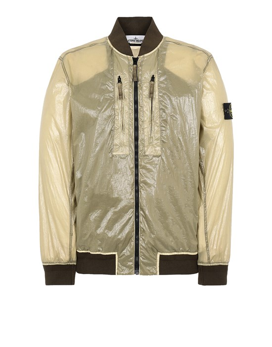 PACKABLE JACKET Man 43134 LUCIDO-TC_PACKABLE Front STONE ISLAND