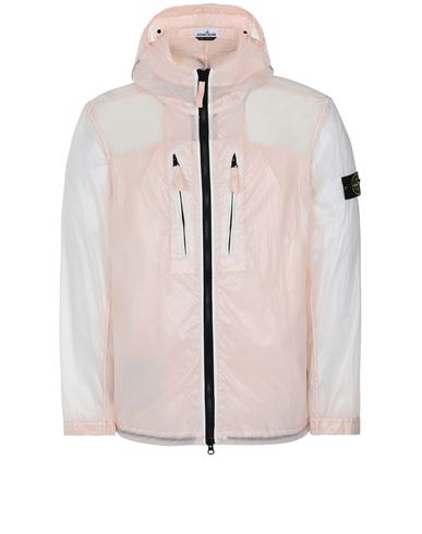 STONE ISLAND 43034 LUCIDO-TC_PACKABLE  PACKABLE JACKET Man Pastel pink EUR 655