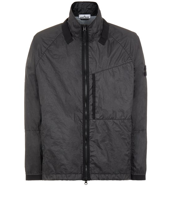 STONE ISLAND 40323 MEMBRANA 3L TC Jacket Man Black