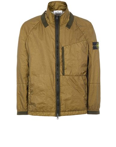 STONE ISLAND 40323 MEMBRANA 3L TC Jacket Man Olive Green USD 526