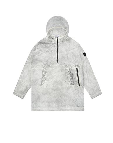 STONE ISLAND TEEN Jacket Man 41236 DUST COLOUR TREATMENT_PACKABLE f