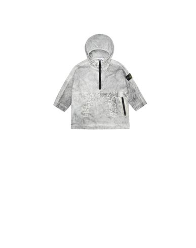 STONE ISLAND BABY 41236 DUST COLOUR TREATMENT_PACKABLE Jacket Man Beige EUR 334