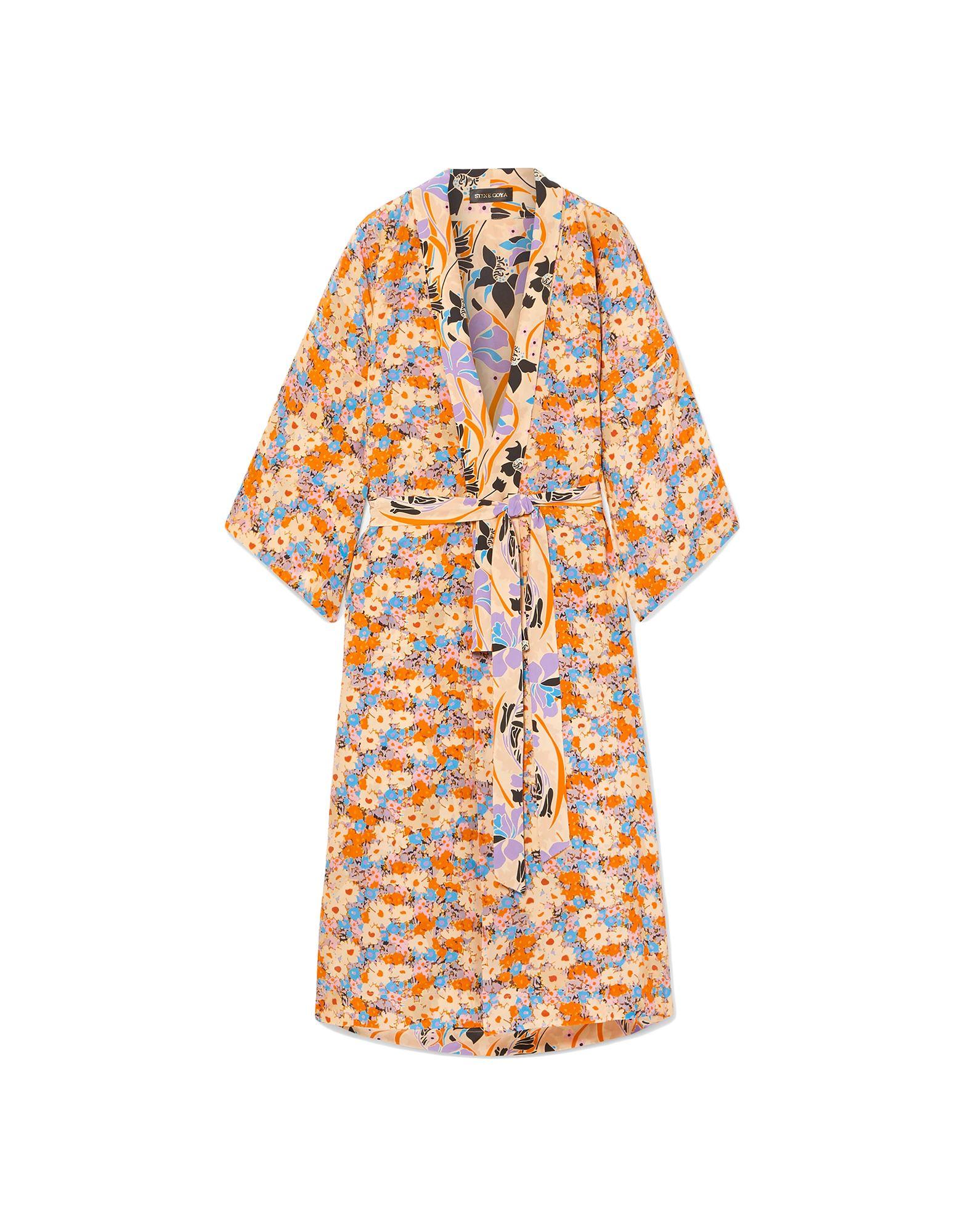 STINE GOYA Легкое пальто stine goya платье длиной 3 4