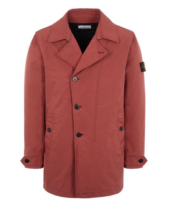 Mid-length jacket Man 42149 DAVID-TC WITH PRIMALOFT® INSULATION TECHNOLOGY Front STONE ISLAND