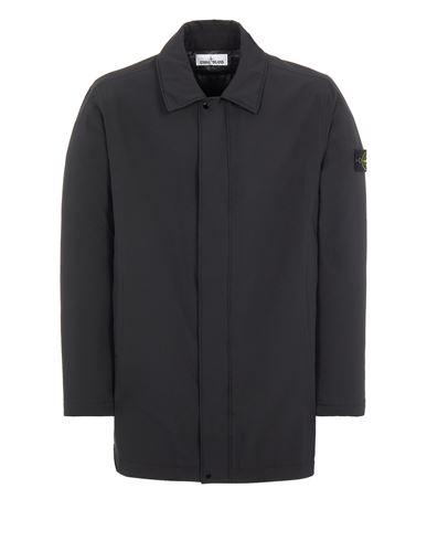 STONE ISLAND 41327 SOFT SHELL-R_e.dye® TECHNOLOGY WITH PRIMALOFT® INSULATION TECHNOLOGY Mid-length jacket Man Black EUR 699