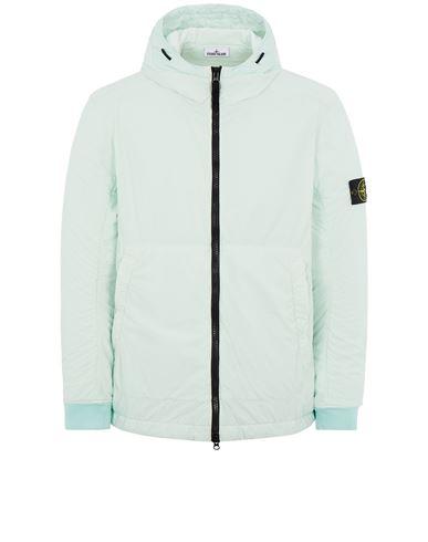 STONE ISLAND 41928 COMFORT TECH COMPOSITE POLARTEC® ALPHA® TECHNOLOGY Mid-length jacket Man Light Green EUR 669