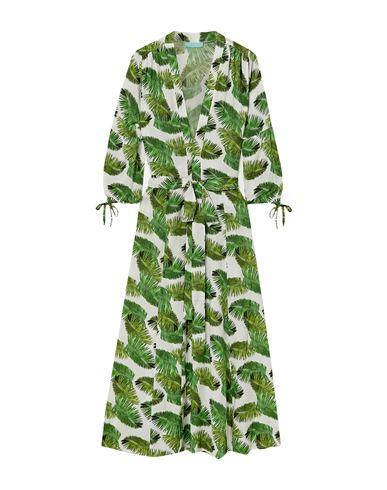 Пляжное платье MELISSA ODABASH. Цвет: белый