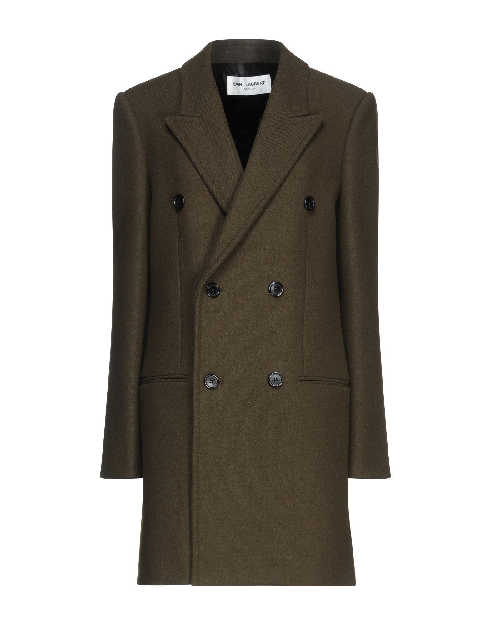 Фото - SAINT LAURENT Пальто пальто saint james пальто