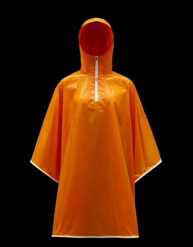 斗篷 橙色 capes 女士