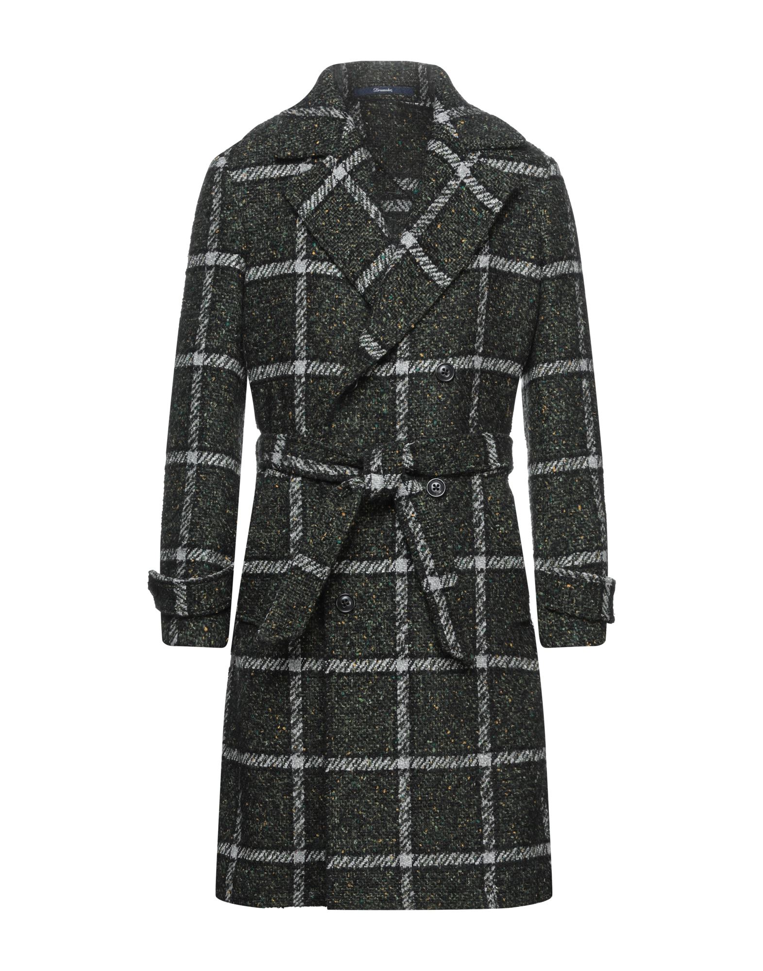 DRUMOHR Легкое пальто nanushka легкое пальто