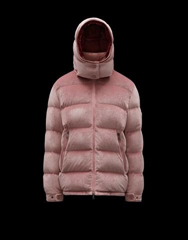 HOLOSTEE 粉红色 短款外套 女士