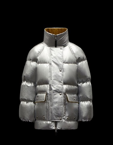 Paquita 银色 短款外套 女士