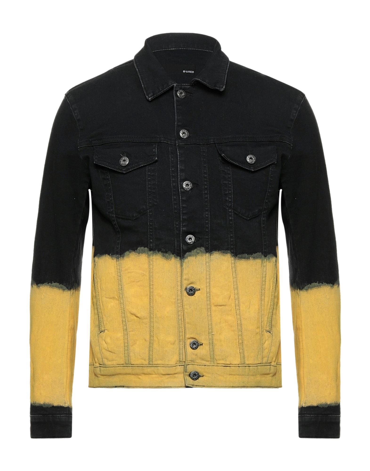 B-USED Джинсовая верхняя одежда