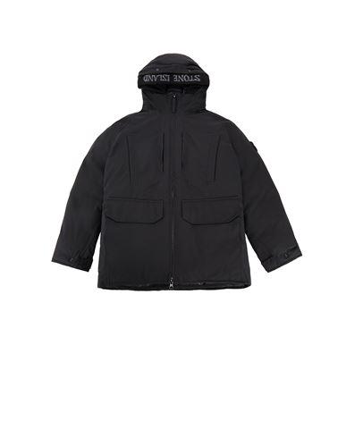 STONE ISLAND JUNIOR Jacket Man 40234 SOFT-SHELL-R e-DYE® TECHNOLOGY- DOWN f