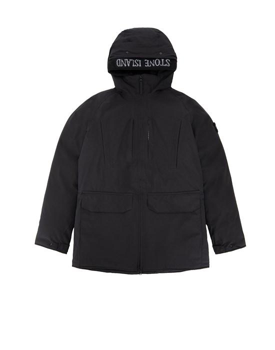 STONE ISLAND JUNIOR 40234 SOFT-SHELL-R e-DYE® TECHNOLOGY- DOWN  Jacket Man Black