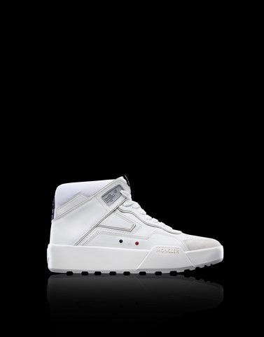 PROMYX SPACE HIGH White Shoes Man