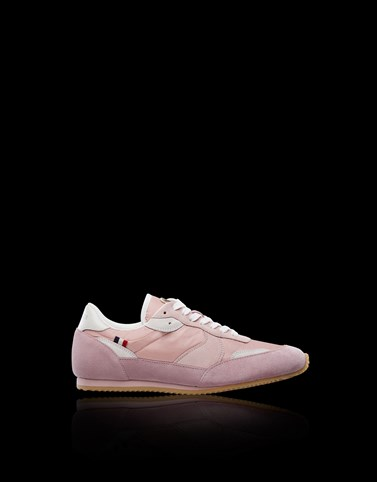 PRECIPICE Pink Sneakers Woman