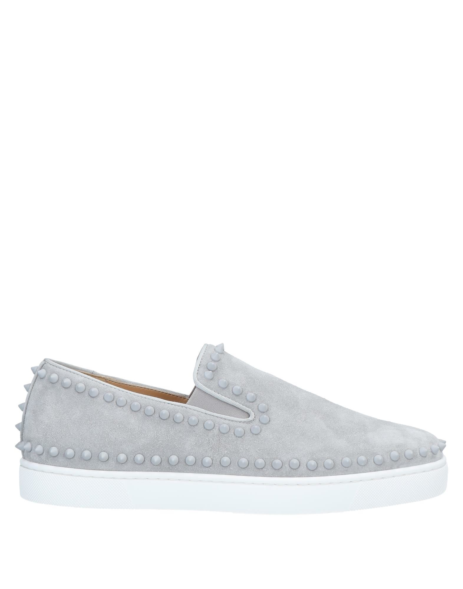 CHRISTIAN LOUBOUTIN Low-tops & sneakers - Item 17009479