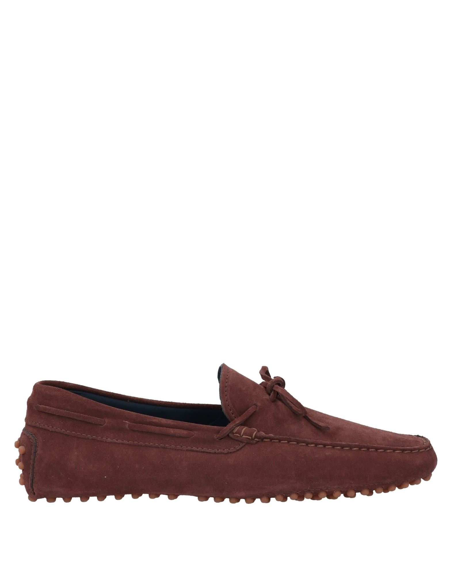 Alexander Trend Loafers In Cocoa