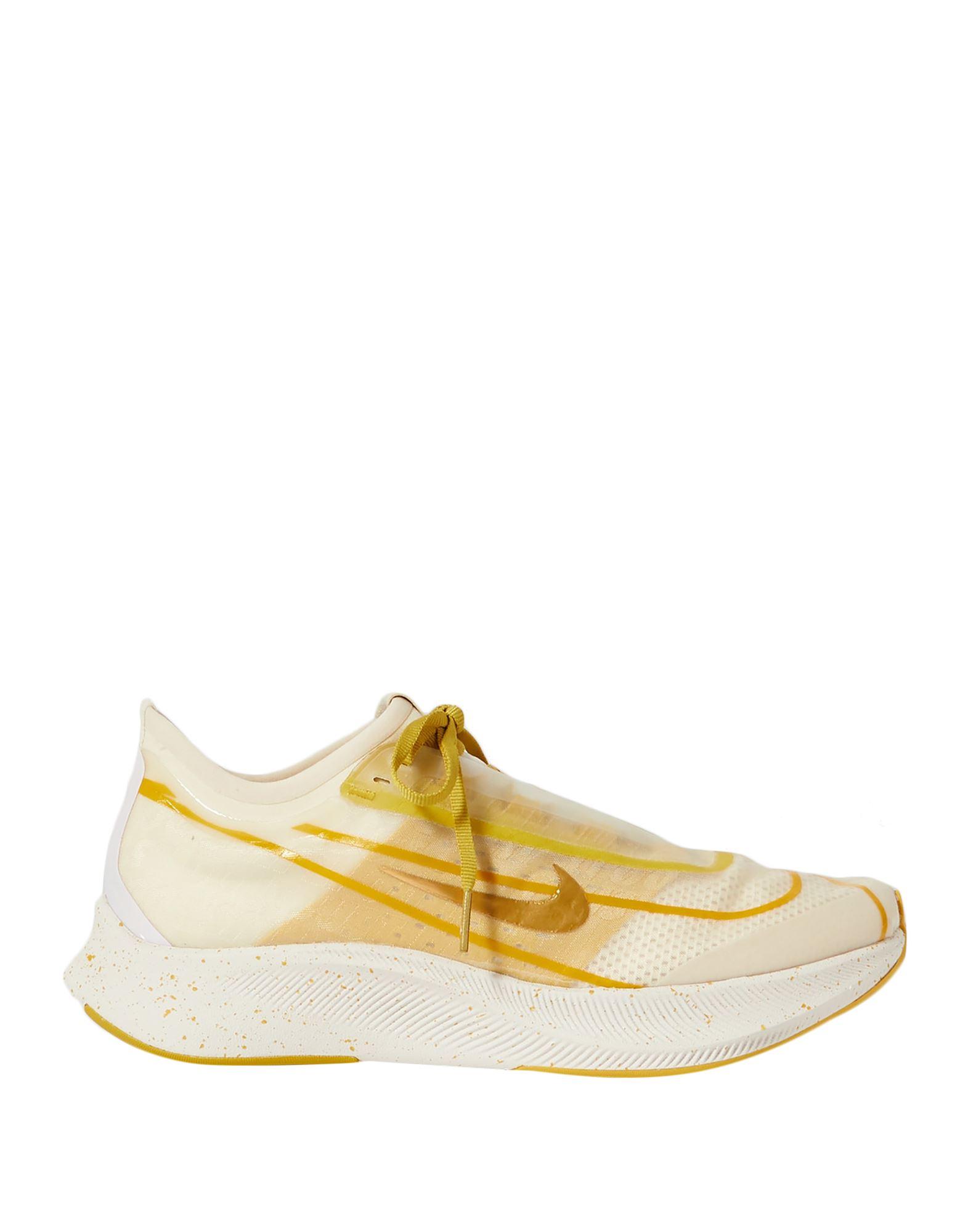 《セール開催中》NIKE レディース スニーカー&テニスシューズ(ローカット) ライトイエロー 9 紡績繊維 / プラスティック