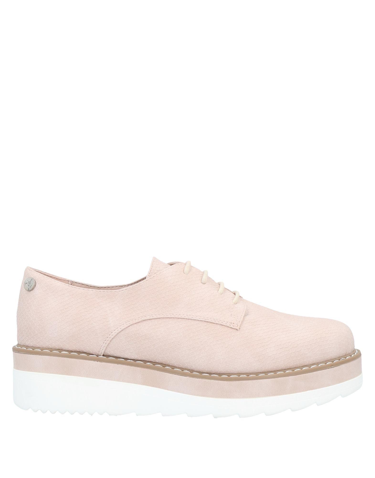 XTI Обувь на шнурках wow обувь на шнурках