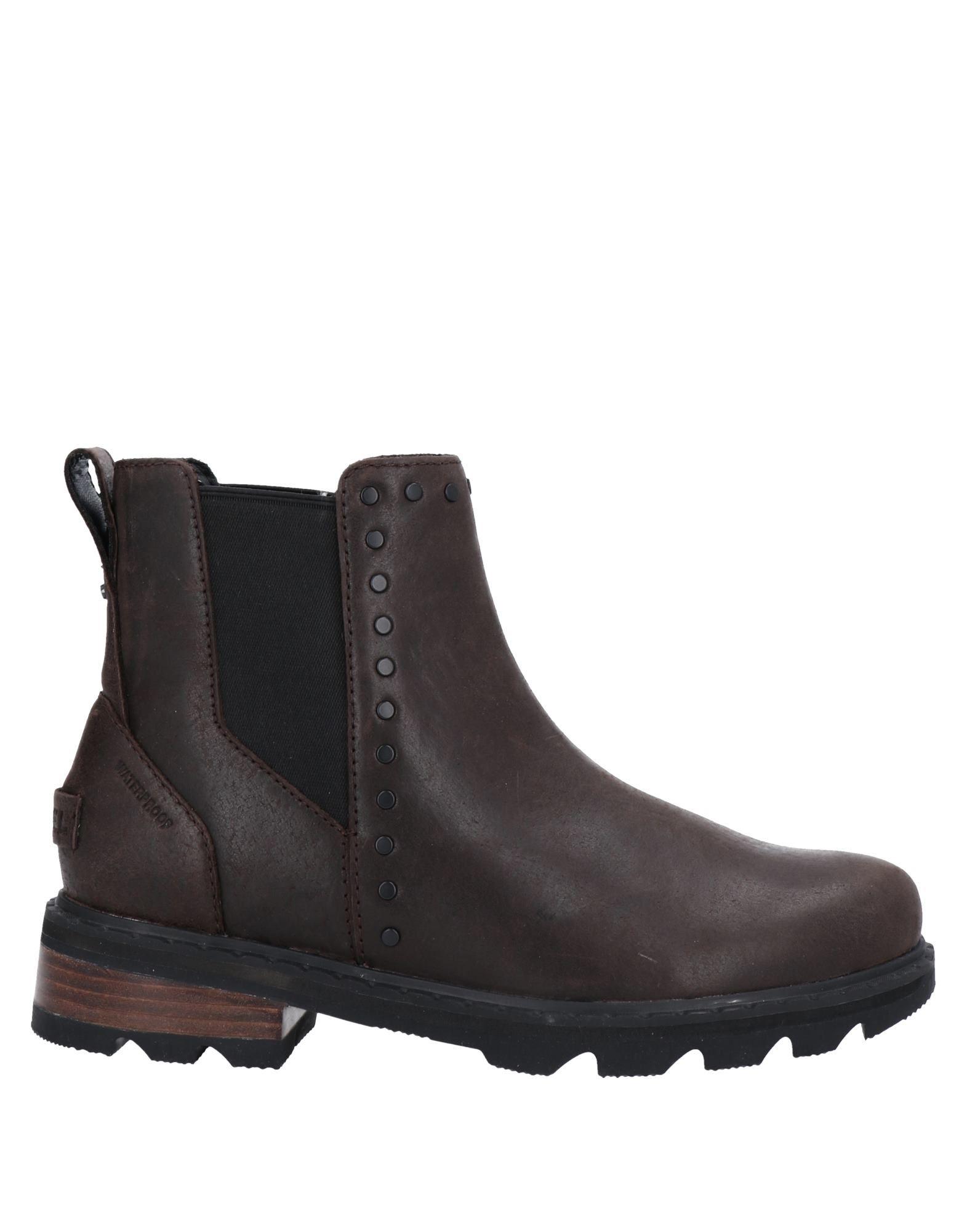 SOREL Полусапоги и высокие ботинки ботинки sorel sorel so490agheex0